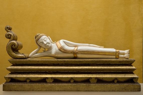collezione_siamese_s._cardu__buddha_in_parinirvana